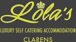 Self Catering House Clarens - Lola's Luxury Accommodation